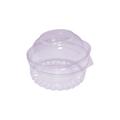Food Bowl Dome Lid 235ml - 250 Per Carton (Prev. 2198)