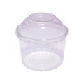 Food Bowl Dome Lid 475ml - 250 Per Carton (Prev. 2200)