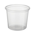 Container Round 150ml, 1000 Per Pack (Lid sold separately - Item 2216) (Prev. 2075)