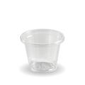 BioCup Sauce Cup 30ml - 3000 Per Carton (Prev. 2441)