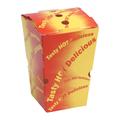 Large Printed Chip Box - 500 Per Carton (Prev. 2185)