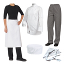 Chef Uniform Kits