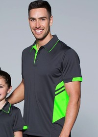 'Aussie Pacific' Mens Tasman Polo