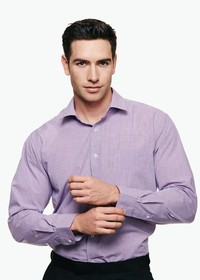 'AP Business' Mens Toorak Long Sleeve Shirt