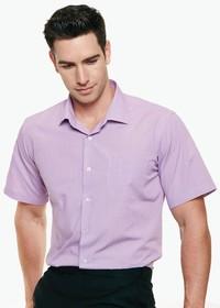 'AP Business' Mens Grange Short Sleeve Shirt