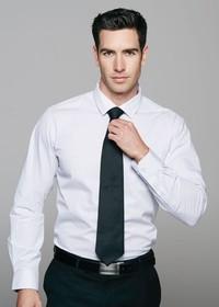 'AP Business' Mens Bayview Long Sleeve Shirt