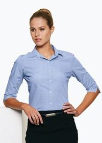 'AP Business' Ladies Toorak ¾ Sleeve Shirt