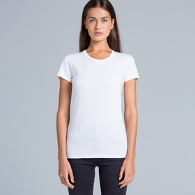 'AS Colour' Ladies Wafer Tee