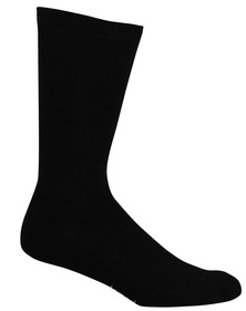 Bamboo Comfort Business Socks - Black