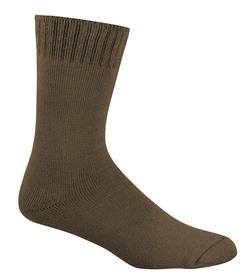 Bamboo Extra Thick Socks - Khaki