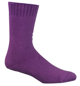 Bamboo Extra Thick Socks - Purple