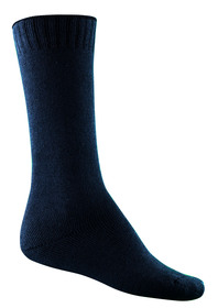 Bamboo Extra Thick Socks, Faster Drying - Navy