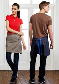 'Biz Collection' Unisex Urban ½ Waist Apron