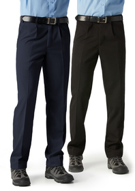 'Biz Collection' Mens Detroit Regular Pant