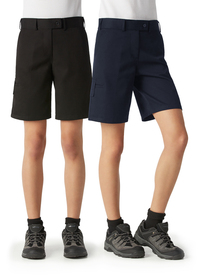 'Biz Collection' Ladies Detroit Cargo Shorts