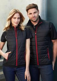 'Biz Collection' Mens Stealth Tech Vest