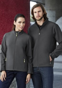 'Biz Collection' Ladies Apex Lightweight Softshell Jacket