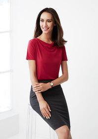 'Biz Collection' Ladies Ava Knit Top