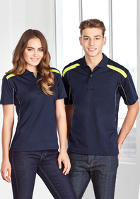 'Biz Collection' Mens United Polo