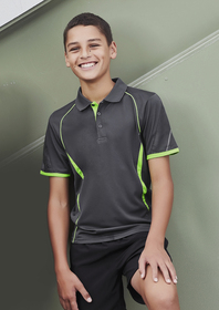 'Biz Collection' Kids Razor Sports Polo