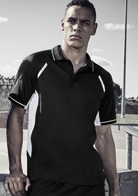 'Biz Collection' Mens Renegade Polo