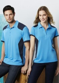 'Biz Collection' Biz Cool Mens Rival Polo