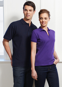 'Biz Collection' Ladies Oceana Polo Short Sleeve