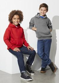 'Biz Collection' Kids Crew Pullover Hoodie
