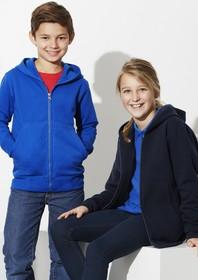 'Biz Collection' Kids Crew Hoodie Jacket