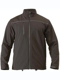 'Bisley Workwear' Soft Shell Jacket