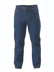 'Bisley Workwear' Rough Rider Denim Jeans