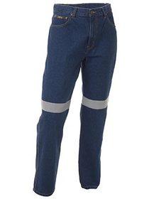'Bisley Workwear' 3M Taped Rough Rider Jeans