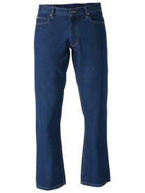 'Bisley Workwear' Industrial Work Denim Jean