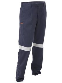 'Bisley Workwear' Flame Resistant - Westex® Ultra Soft® 3M Taped Original Drill Work Pant