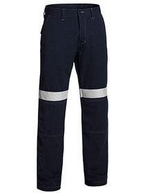 'Bisley Workwear' TenCate Tecasafe® Plus Taped Double Layer Knee FR Pant