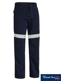 'Bisley Workwear' TenCate Tecasafe® Taped Lightweight FR Pant