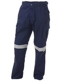 'Bisley Workwear' 3M Taped 8 Pocket Cargo Pant