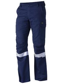 'Bisley Workwear' 3M Taped Industrial Engineered Cargo Pant