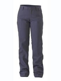 'Bisley Workwear' Ladies Cotton Drill Work Trousers