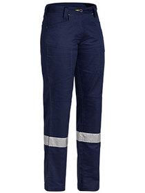'Bisley Workwear'  Ladies 3M Taped X Airflow™ Ripstop Vented Work Pant