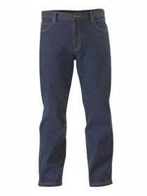 'Bisley Workwear' Ladies Rough Rider Stretch Denim Jeans