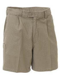 'Bisley Workwear' Original Cotton Drill Shorts