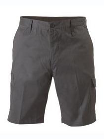 'Bisley Workwear' Cool Lightweight Utility Shorts