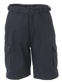 'Bisley Workwear' 8 Pocket Cargo Shorts