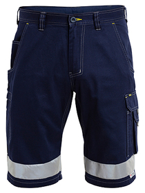 'Bisley Workwear' 3M Taped Cool Vented Light Weight Cargo Short