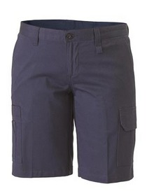 'Bisley Workwear' Ladies Leightweight Utility Shorts