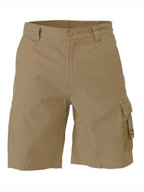 'Bisley Workwear' Razar Utility Shorts