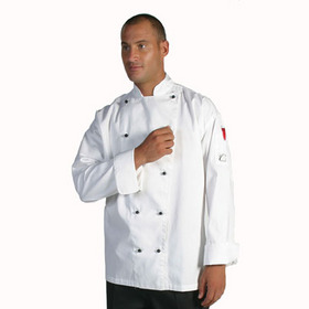 'DNC' Traditional Long Sleeve Chef Jacket