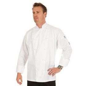 'DNC' Three Way Air Flow Lightweight Long Sleeve Chef Jacket