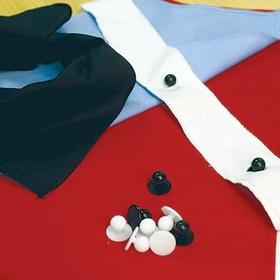 'DNC' Chef Jacket Button Strip